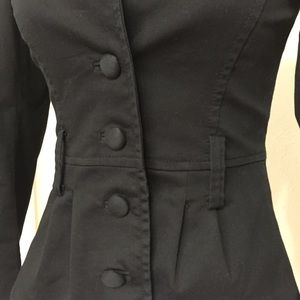 H&M Jackets & Coats - H&M Black Blazer